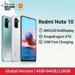 Xiaomi Redmi Note 10 4gb/128gb