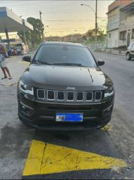 Jeep compass 2018 c/ GNV 5°