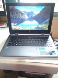 Netbook modo tablet
