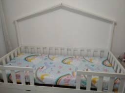 Cama de casinha infantil