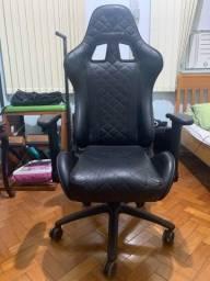 Cadeira Gamer ThunderX3 black
