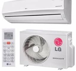 Ar condicionado 22 000 BTUs LG inverter