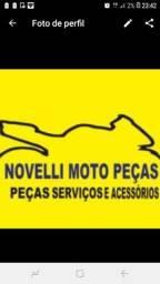 NOVELLI MOTO PEÇAS