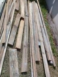 Sobras de material de construção