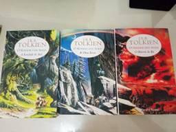 Coleção Sr. dos Anéis - livros - Curitiba PR