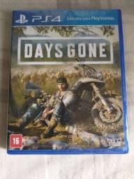 Days Gone PS4 (Novo Lacrado)
