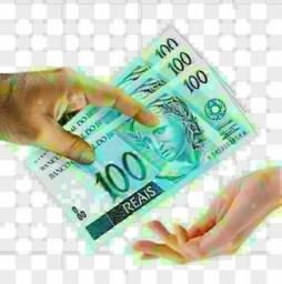 Peça já é Dinheiro com cartão