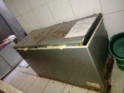 Freezer usado vertical