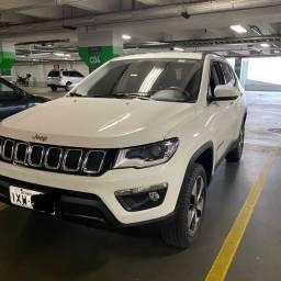 Título do anúncio: Jeep Compass Longitude 2.0 4x4 Diesel 16v Aut Única Dona