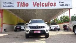 JEEP COMPASS ANO 2018 4X4 DIESEL LONGITUDE AUTOMÁTICO !(LOJA TIÃO VEÍCULOS CARPINA PE)