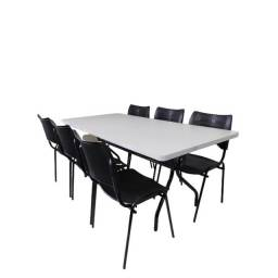 Título do anúncio: mesas e cadeiras para restaurante , bares, lanchonete ,hamburgueria,sorveteria