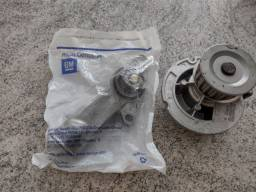 Bomba d'água e válvula termostática novos