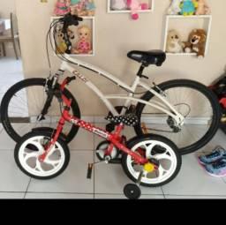 Vendo bicicleta Caloi aro 26 ( com nota fiscal)