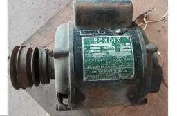 Motor Bendix 110/220v 6/3a 1/3cv 1760rpm Antigo.