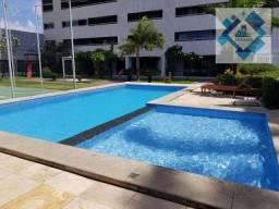 Apartamento com 3 dormitórios à venda, 90 m² por R$ 490.000 - Vila União - Fortaleza/CE