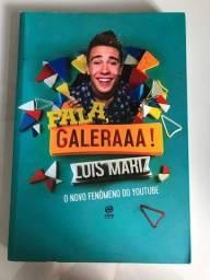 Livro ? Fala galera, Luiz Mariz ?
