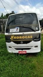 Micro ônibus ano 2000 motor mwm contado *63