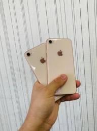 Título do anúncio: IPhone 8 Gold - Lindo em perfeito estado