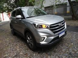 Hyundai Creta Limited 1.6 16v Flex! Câmbio AUTOMÁTICO. Apenas 3.500 km.. Zero km