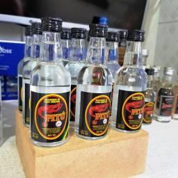 Miniatura Cachaça PITU 50ml - Original e Lacrada