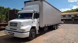 Caminhão truck sider mb1620