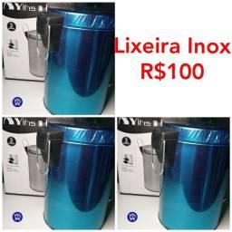 Lixeira Inox