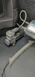 Compressor HKI 444 (Novinho) Suspensão a ar