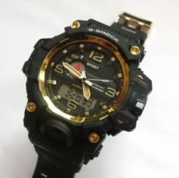 7e97acd2121 Relógio Masculino G-Shock esportivo resistente água (Novo)