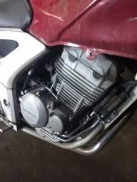 Motor 250cc Twister completo cdi radiador carburador - 2004