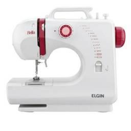 Máquina de Costura Portátil Bella BL-1200 Elgin - Bivolt