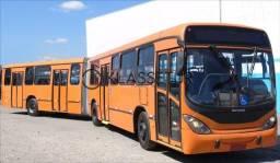 Onibus Marcopolo Articulado Gran Viale Scania K310 Traseiro (COD.086) - 2007