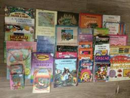 Livros infantis preço popular a partir de R$3,00 s/ novos