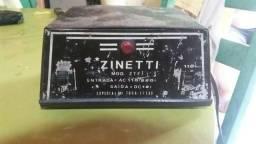Fonte para radio toca fitas zinetti