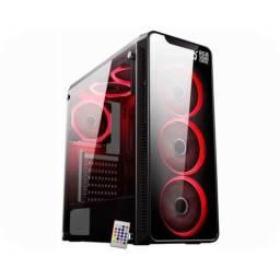 Gabinete Gamer RBG Cg-03g8 Infinity 3 3fans RBG