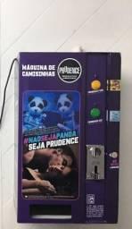 Máquinas automáticas de venda de preservativos