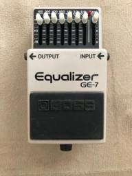 Pedal Boss Equalizer