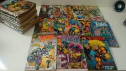 Revistas dos X-MEN e Wolverine!!!