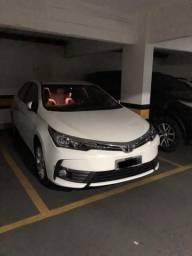Corolla XEI 17/18 com 3.200 km - 2017