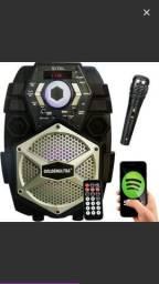 Caixas de som amplificada Bluetooth