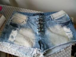 Shorts jeans bluesteel 44/46
