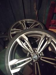 Vendo ou troco roda 20