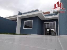 Casa à venda com 3 dormitórios em Gralha azul, Fazenda rio grande cod:CA00087