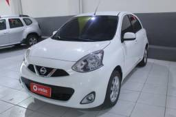 Nissan March SV 1.6 16v flex 4p manual - 2016