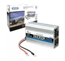 Inversor 24v Para 110v 3000w Conversor Caminhão Kp-547