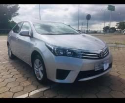 Agio Consorcio Toyota corolla 2016 GLi Upper - 2016