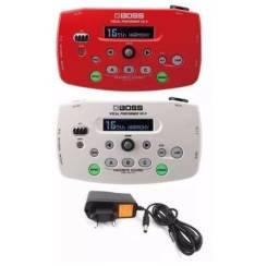 Pedal Processador Voz Boss Ve-5 Vocal Performer Pedal Roland+ Fonte Brinde