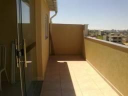 Cobertura à venda com 3 dormitórios em Santo agostinho, Conselheiro lafaiete cod:5573