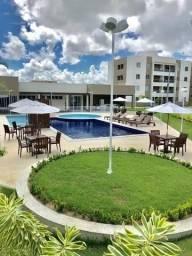 Alugo Apartamento 2 quartos térreo no SIM em condomínio fechado com piscinas e academia