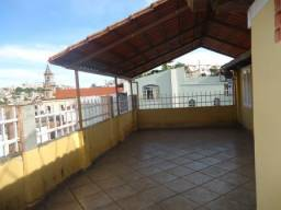 Cobertura à venda com 3 dormitórios em São sebastião, Conselheiro lafaiete cod:9141