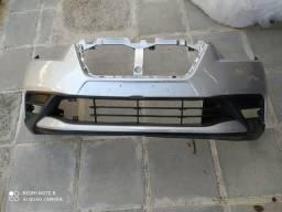 Título do anúncio: Parachoque Dianteiro Nissan Kicks Original Modelo sem Tampa Reboque Quadrada